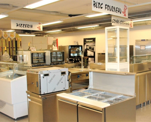 Show-Room Magasin Expo Renens Vaud